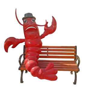 cartton lobster bench