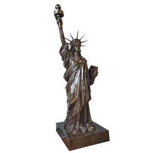America Freedom statue NY reproduction