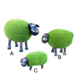 Sheep garden ornament