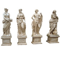 marble ancient statues