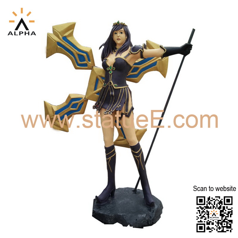 Game statue for sale